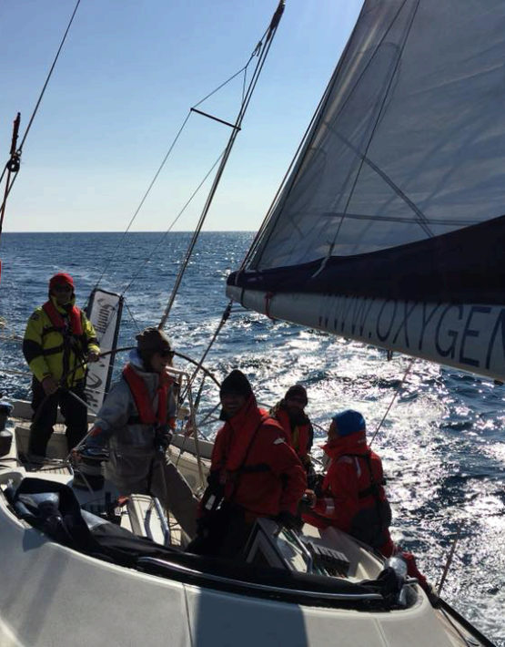 Offshore Oxygenesail 2020